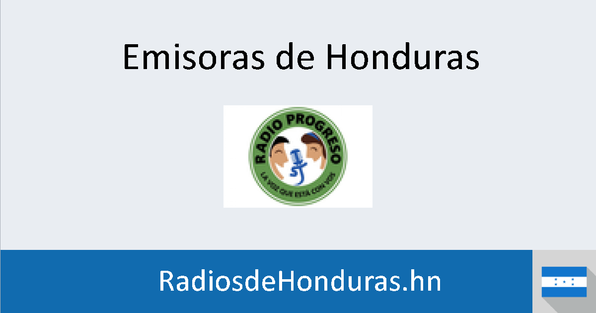Congreso Nacional niega cobertura a Radio Progreso